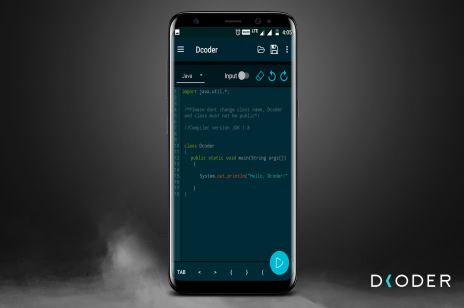 Dcoder 1.6.0 is ready!