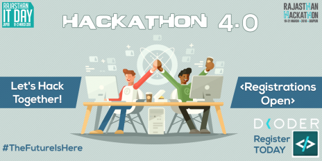 Why you don't want to miss Rajasthan IT day hackathon
